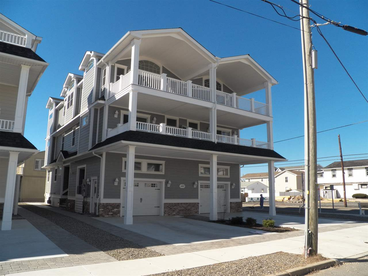 142 87th Street, East Unit  - Sea Isle City