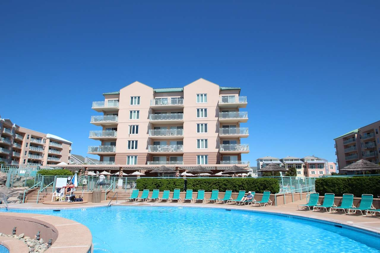 9903, Unit #605 Seapointe, Lower Township