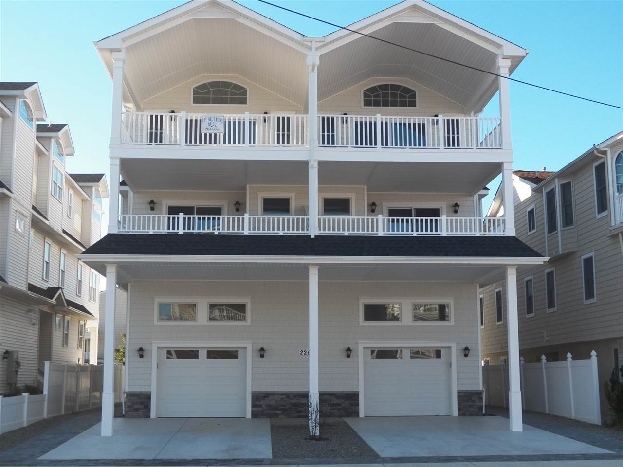 226 55th Street East Unit  - Sea Isle City