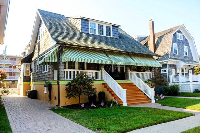 1018 Stockton Avenue - Cape May