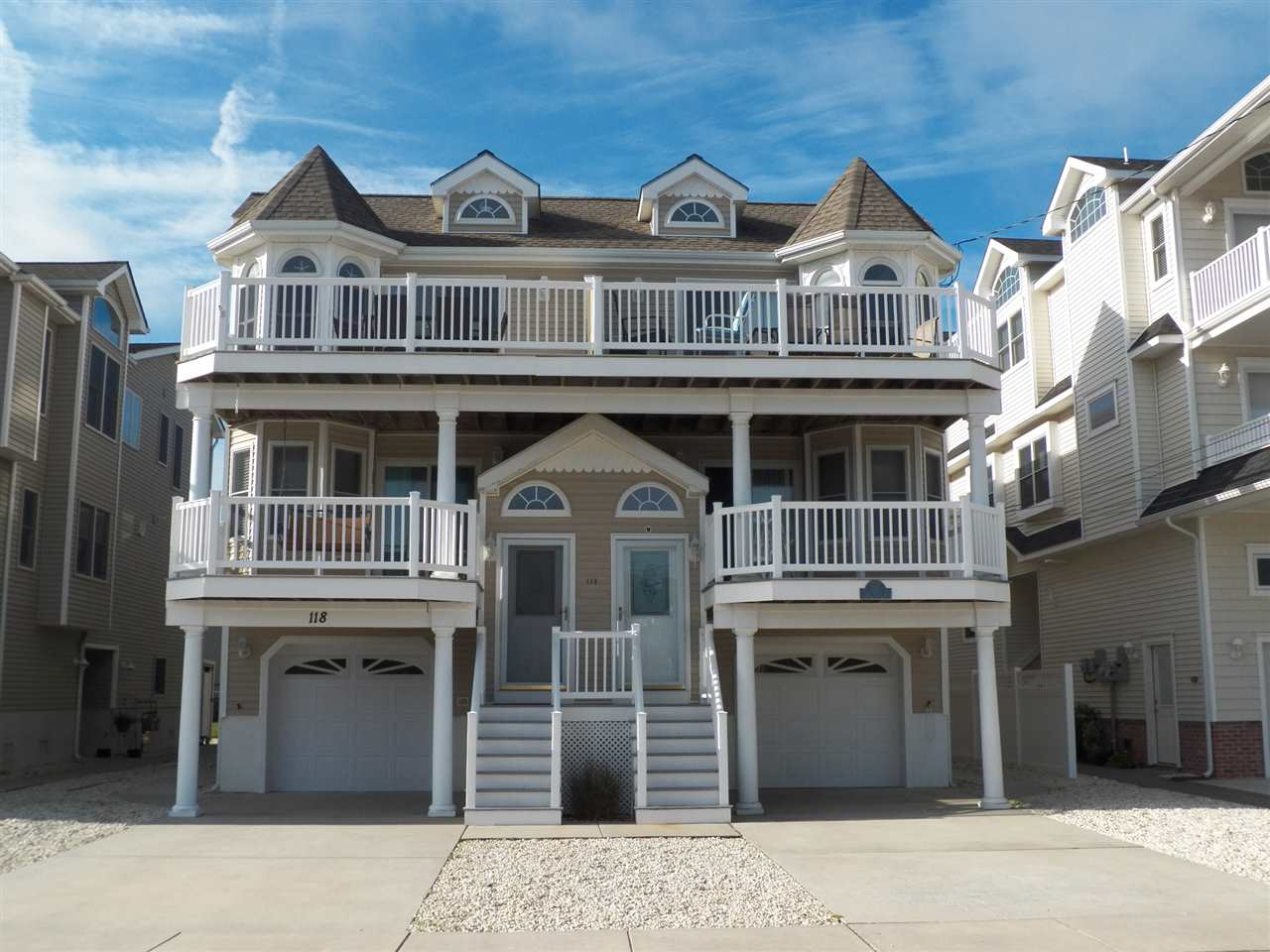 118 54th St., East Unit  - Sea Isle City