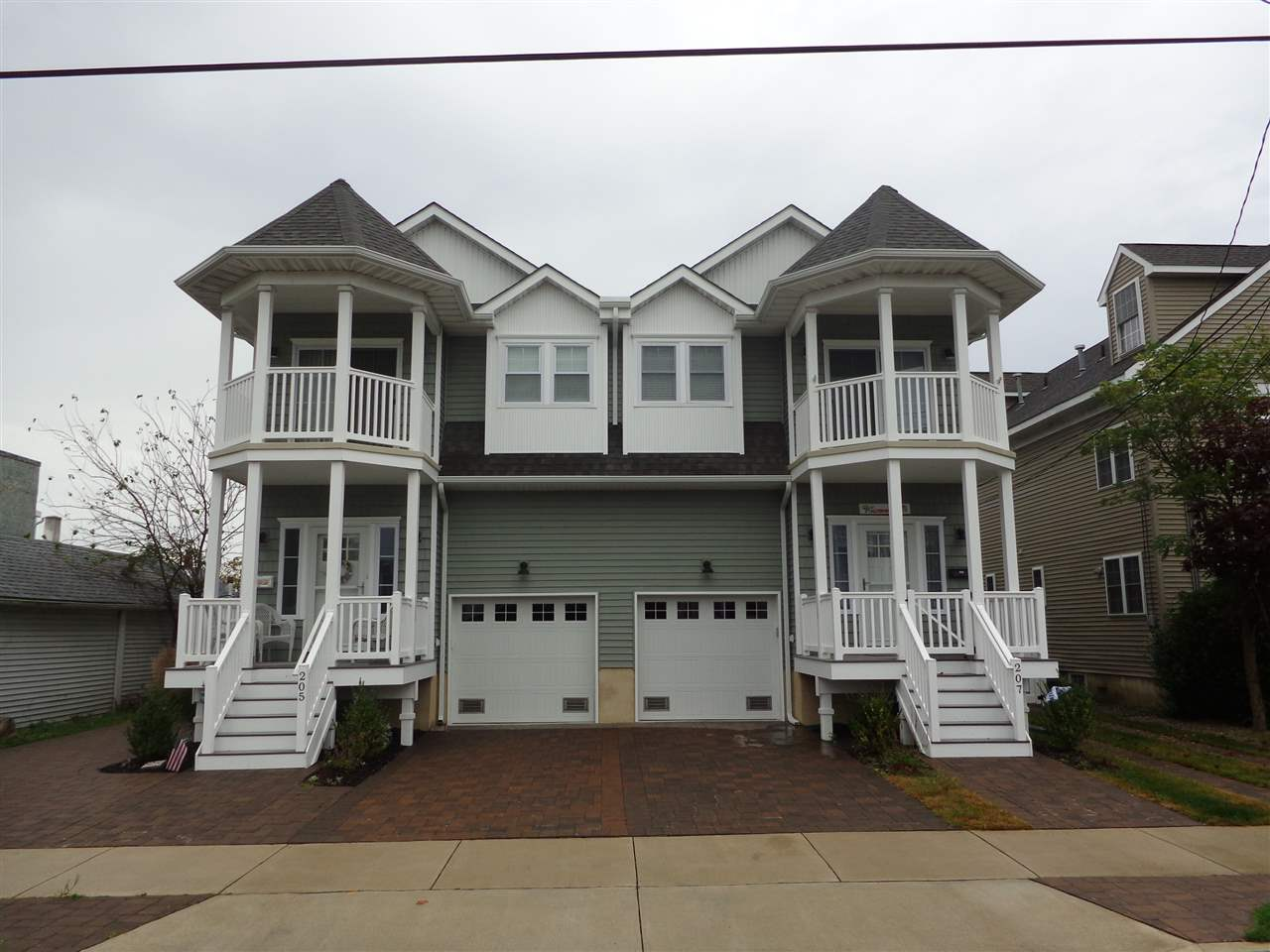 Condo / Townhouse for Sale at 124 W 20th Street 124 W 20th Street North Wildwood, New Jersey 08260 United States