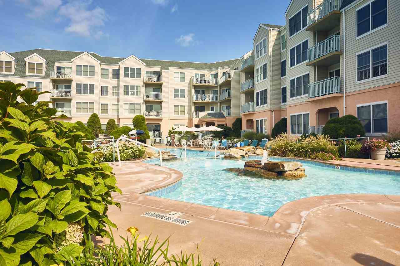 9907, Unit #203 Seapointe, Lower Township