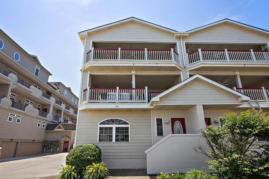 514, Unit #4 16th, North Wildwood
