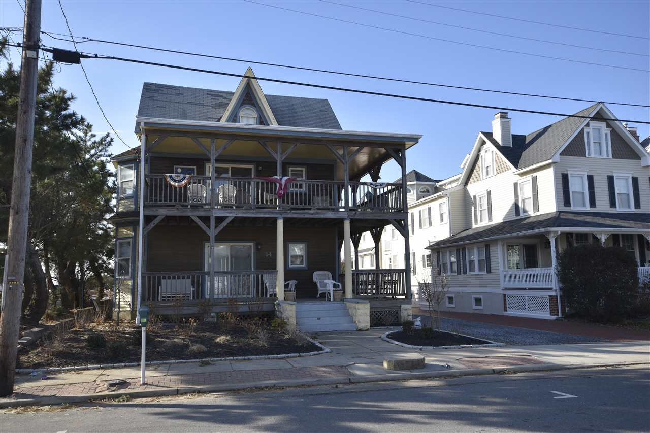 14 Second Avenue - 2nd floor unit, Cape May