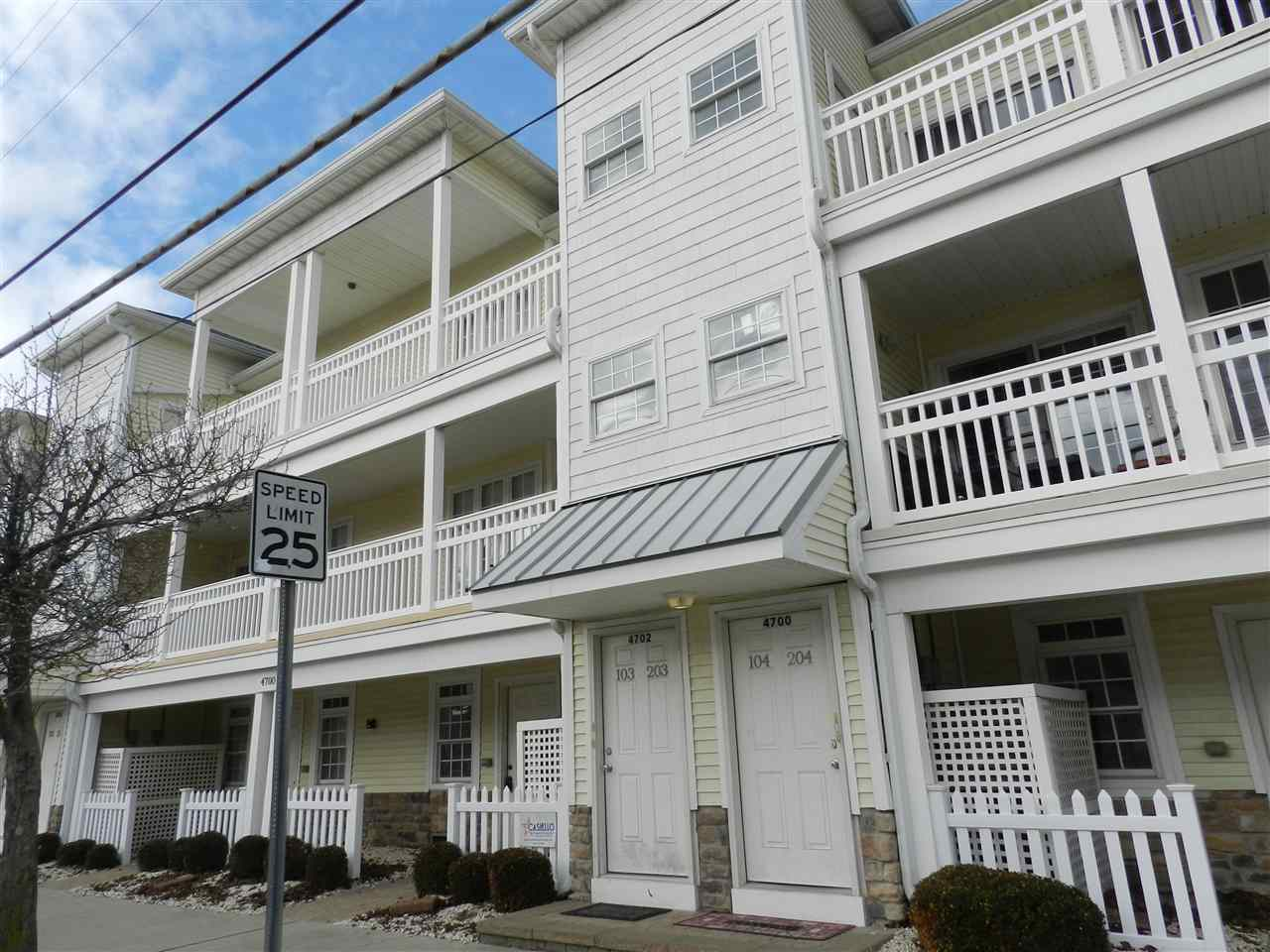 4702, Unit 203 Atlantic, Wildwood