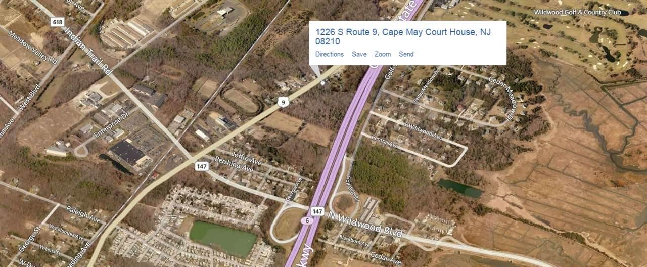 1226 Route 9 South  - Cape May Court House