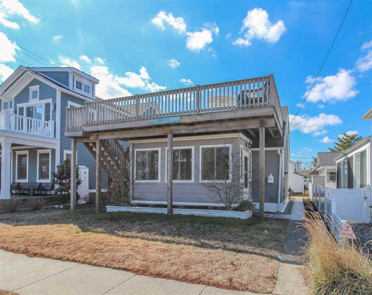 221 110th, Stone Harbor