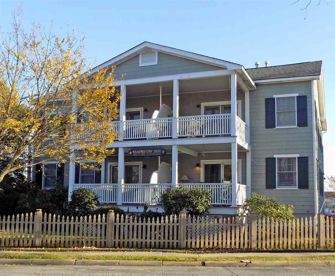 120 Stockton Place - Cape May