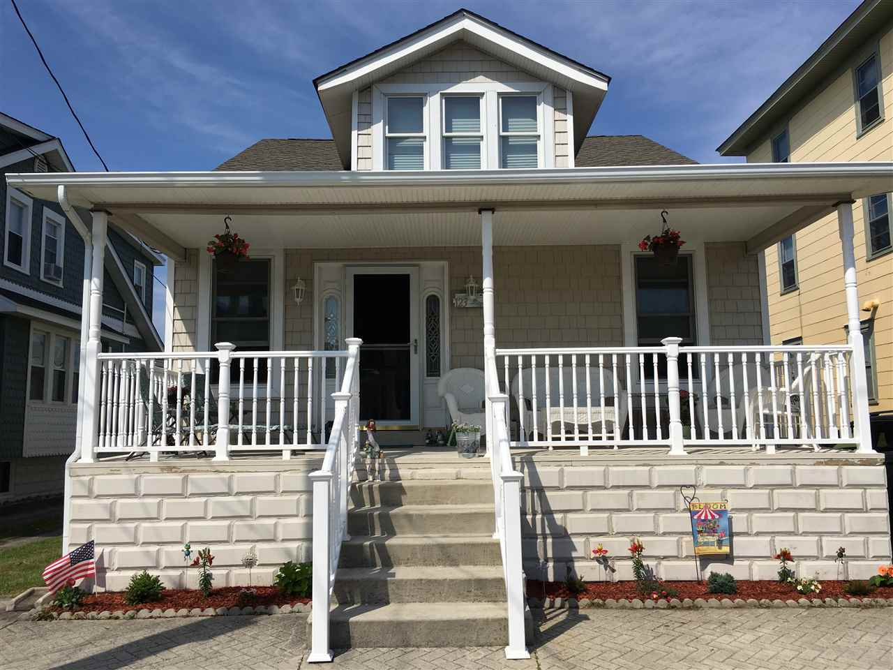 Residential for Sale at 123 E. Hildreth Avenue 123 E. Hildreth Avenue Wildwood, New Jersey 08260 United States