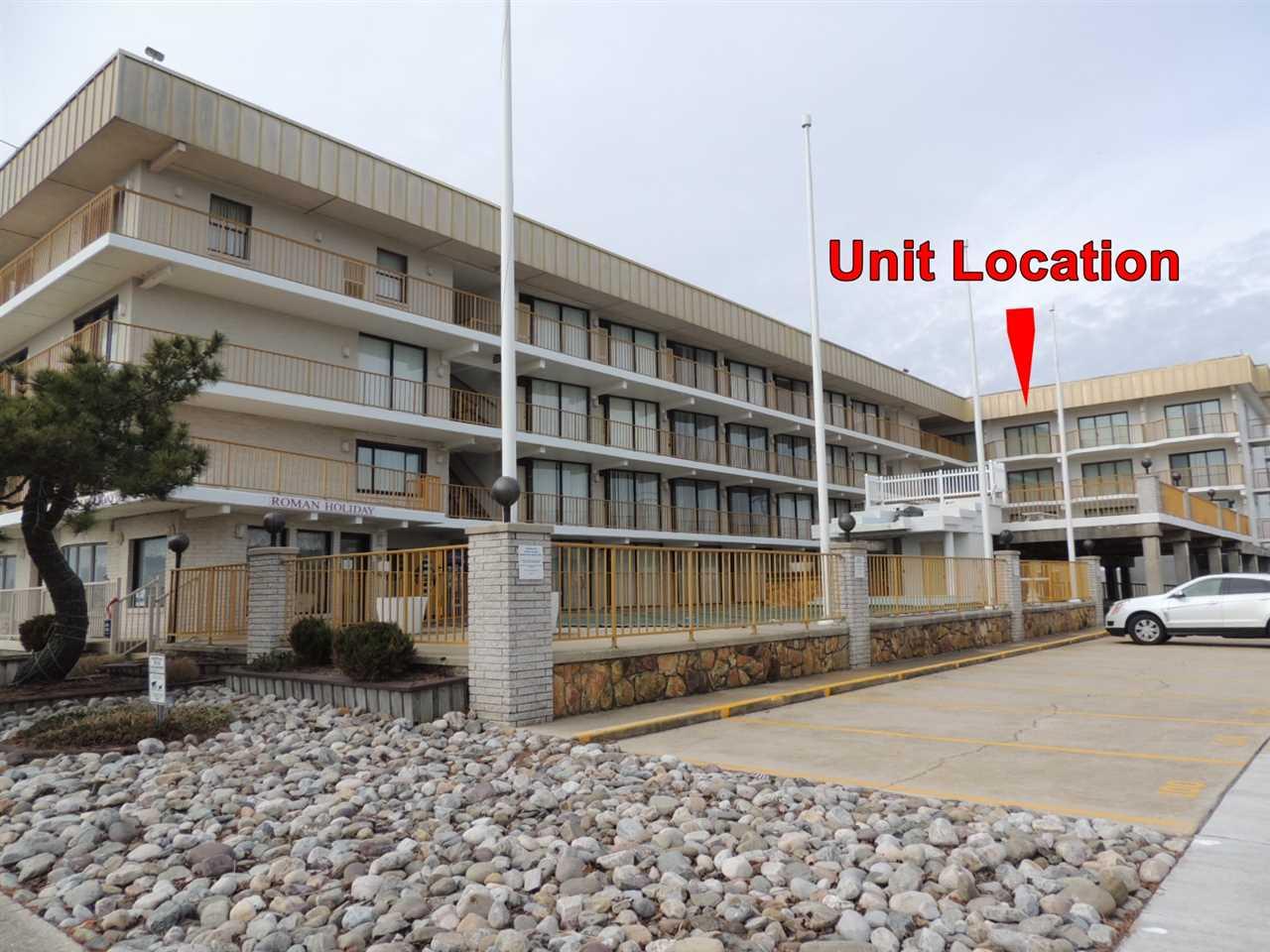 1000, Unit 413 Kennedy Drive, North Wildwood