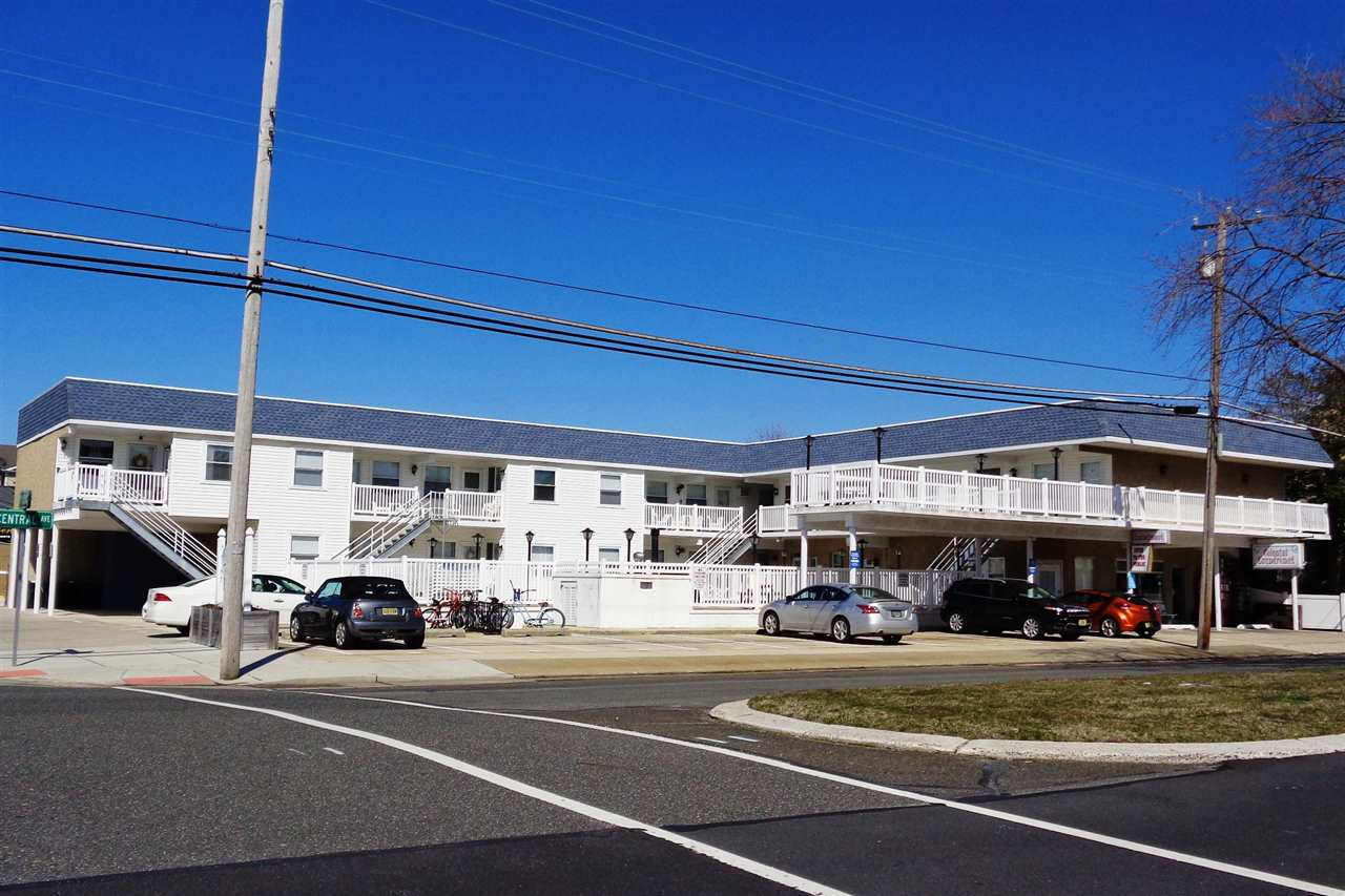 Condo / Townhouse for Sale at 1608 Central Avenue 1608 Central Avenue North Wildwood, New Jersey 08260 United States