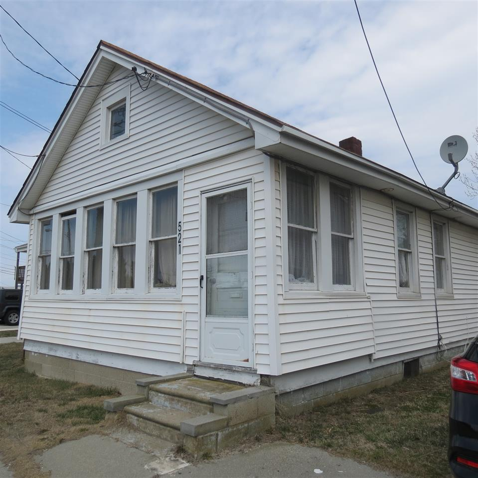 Residential for Sale at 521 W Spruce Avenue 521 W Spruce Avenue North Wildwood, New Jersey 08260 United States