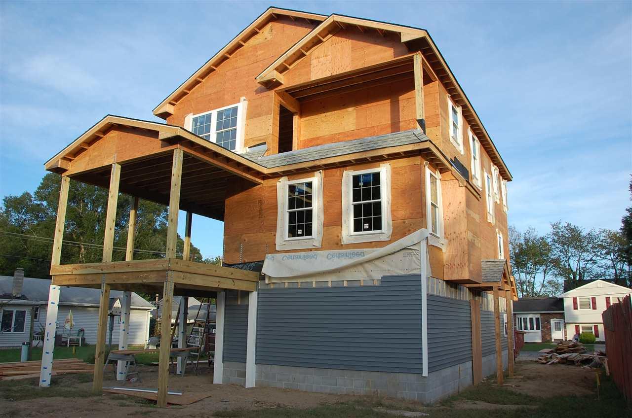 Residencial por un Venta en 1 Willow Avenue 1 Willow Avenue West Cape May, Nueva Jersey 08204 Estados Unidos