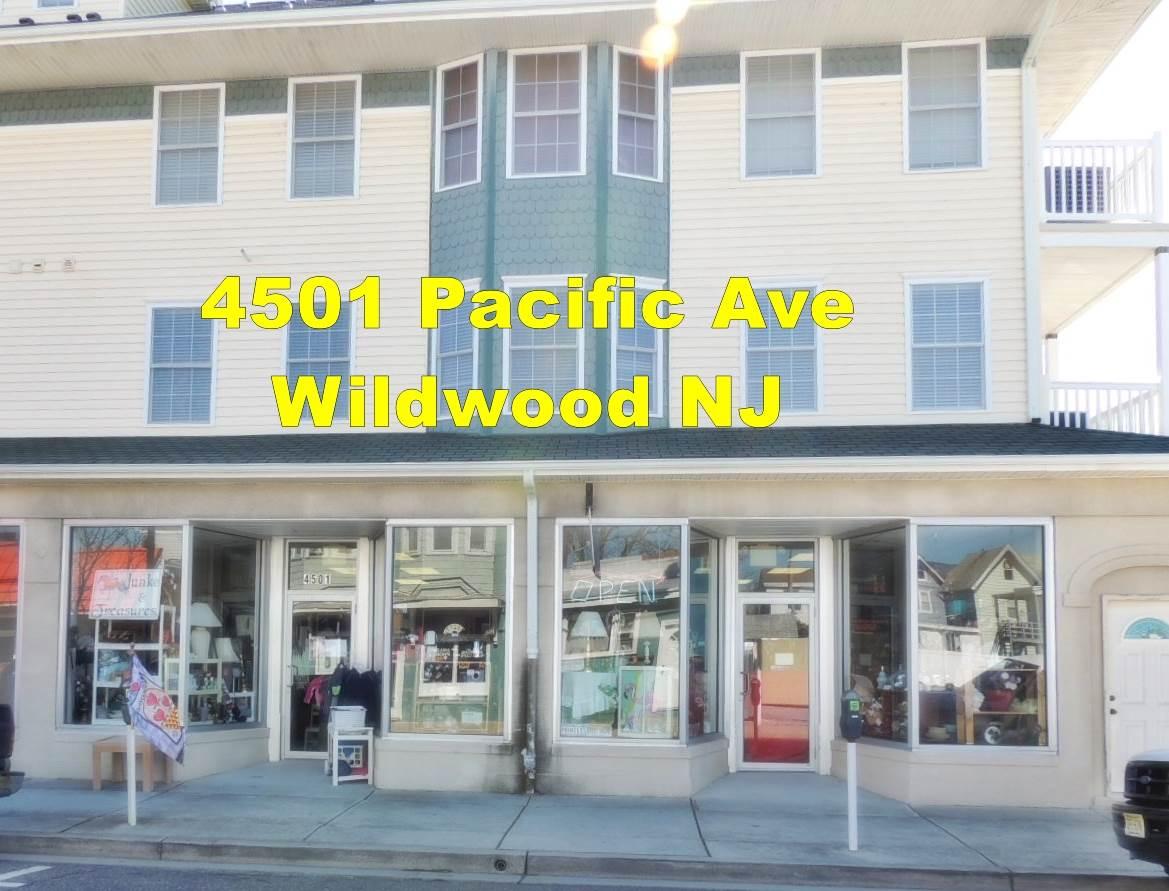 4501, Unit 103 Pacific, Wildwood