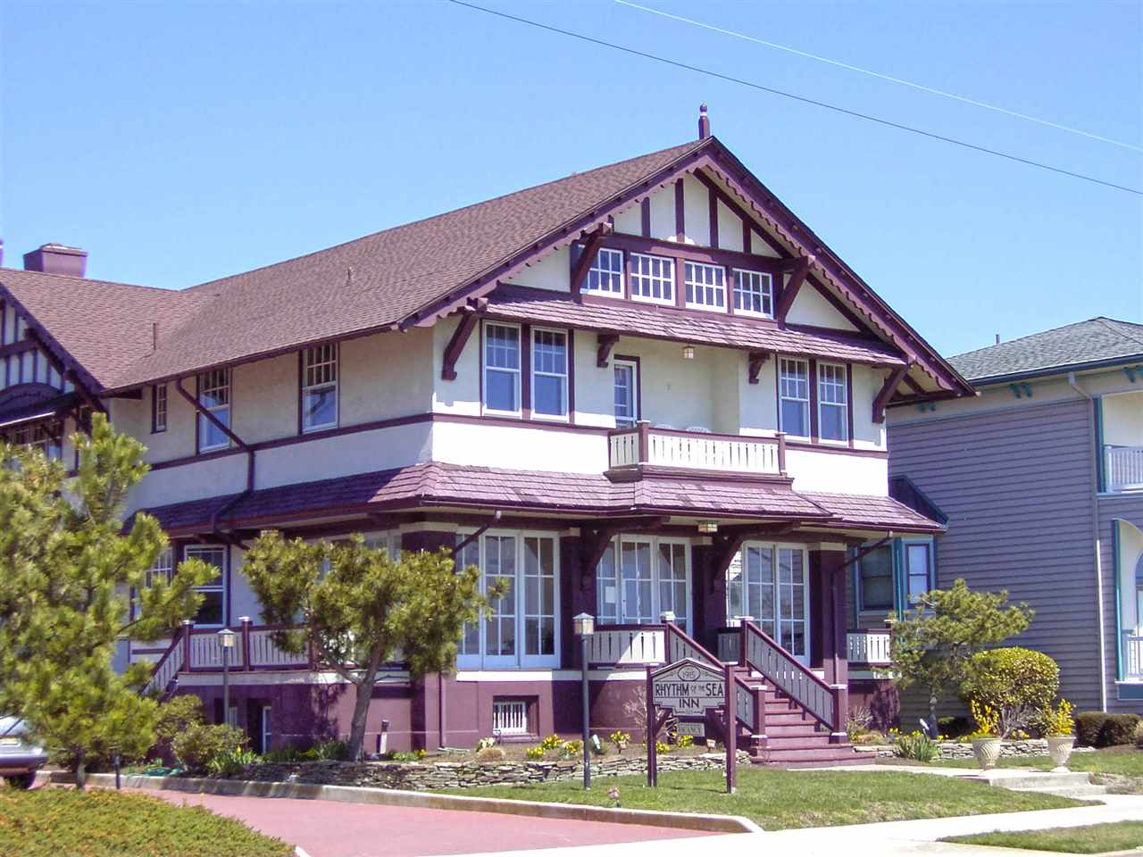 1123 Beach, Cape May