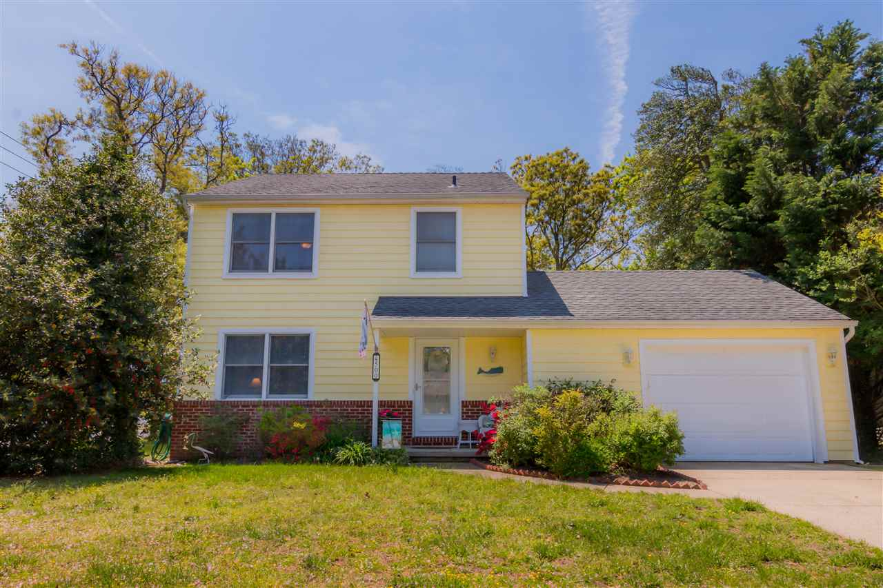 500 Delview Road, Cape May Beach