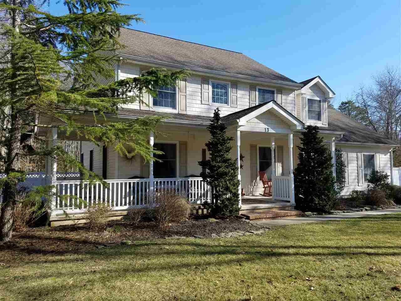 13 W Woodland Avenue - Cape May Court House