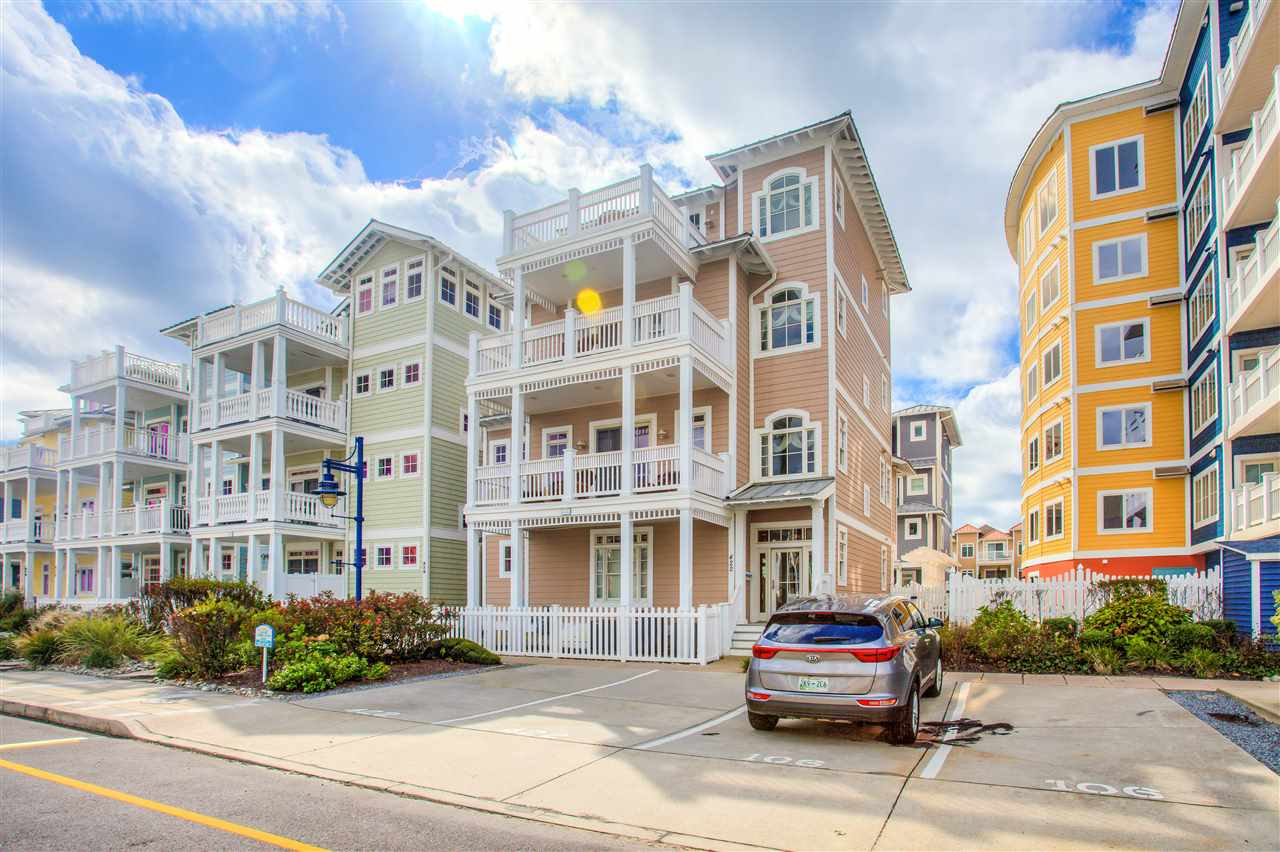 422 Atlanta, Wildwood Crest