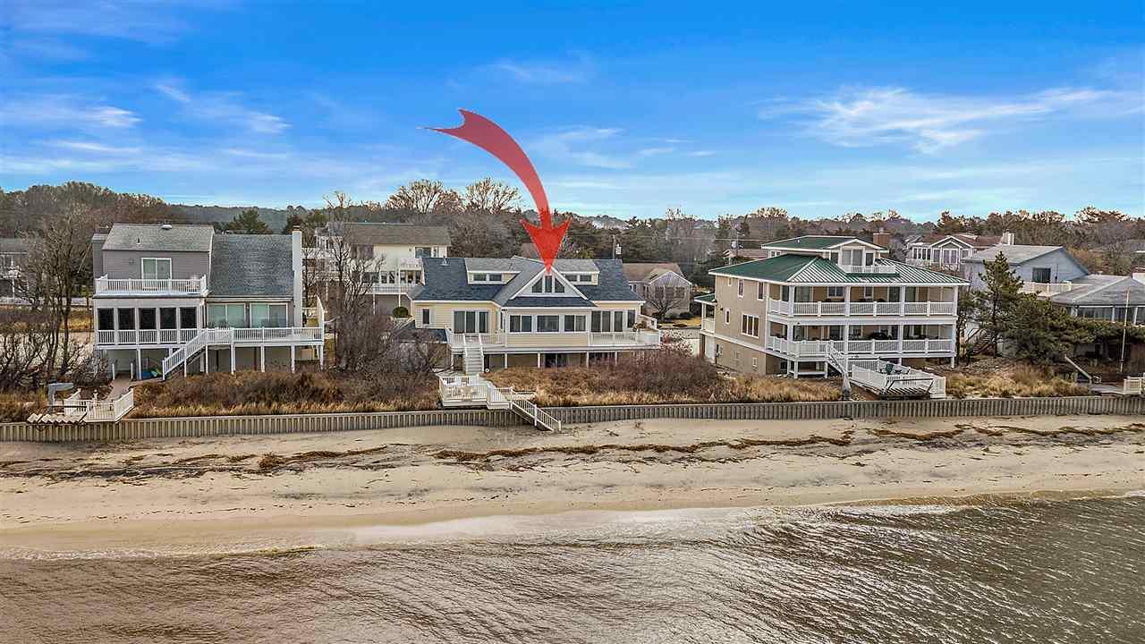 Peachy 2801 Shore Drive Cape May Beach Nj Home Interior And Landscaping Mentranervesignezvosmurscom