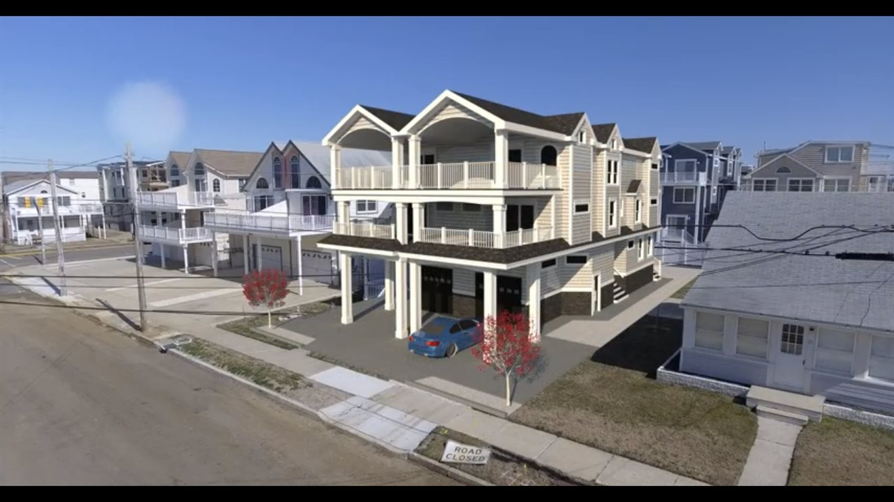 25, West Unit 53rd Street, Sea Isle City
