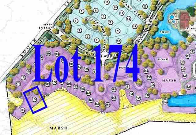 Land for Sale at lot 174 South Island Plantation lot 174 South Island Plantation Georgetown, South Carolina 29440 United States