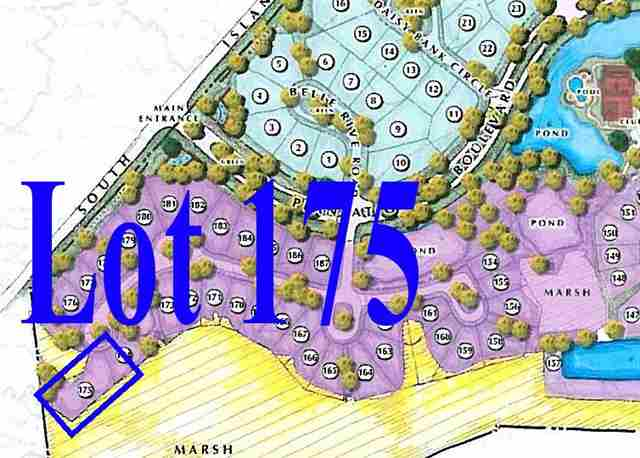 Land for Sale at lot 175 South Island Plantation lot 175 South Island Plantation Georgetown, South Carolina 29440 United States