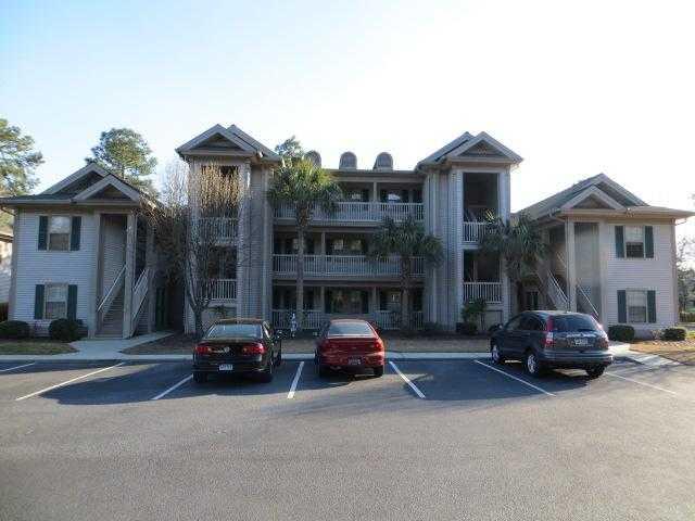 Golf Course View Condo in True Blue 1 : Pawleys Island South Carolina
