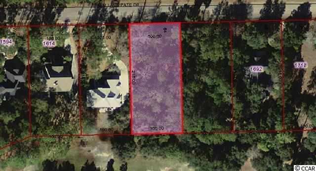 Land for Sale at Lot 64 Wallace Pate Drive Lot 64 Wallace Pate Drive Georgetown, South Carolina 29440 United States