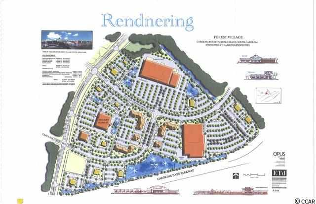 Land for Sale at Parcel K at Forest Village Parcel K at Forest Village Myrtle Beach, South Carolina 29579 United States