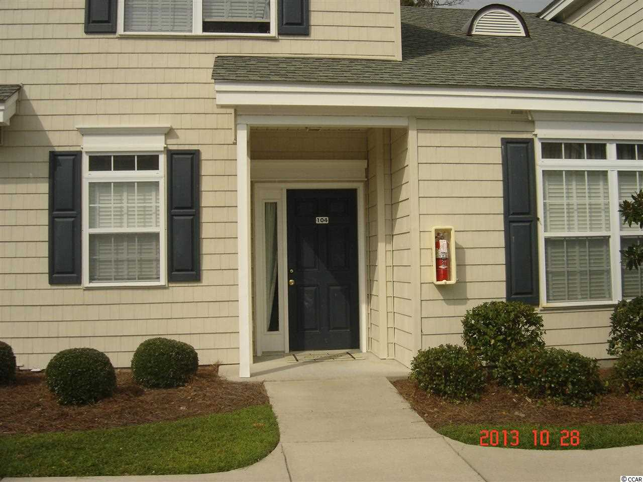 Condo MLS:1318893 VILLAGE@GLENS  130 SCOTCHBROOM DR Little River SC