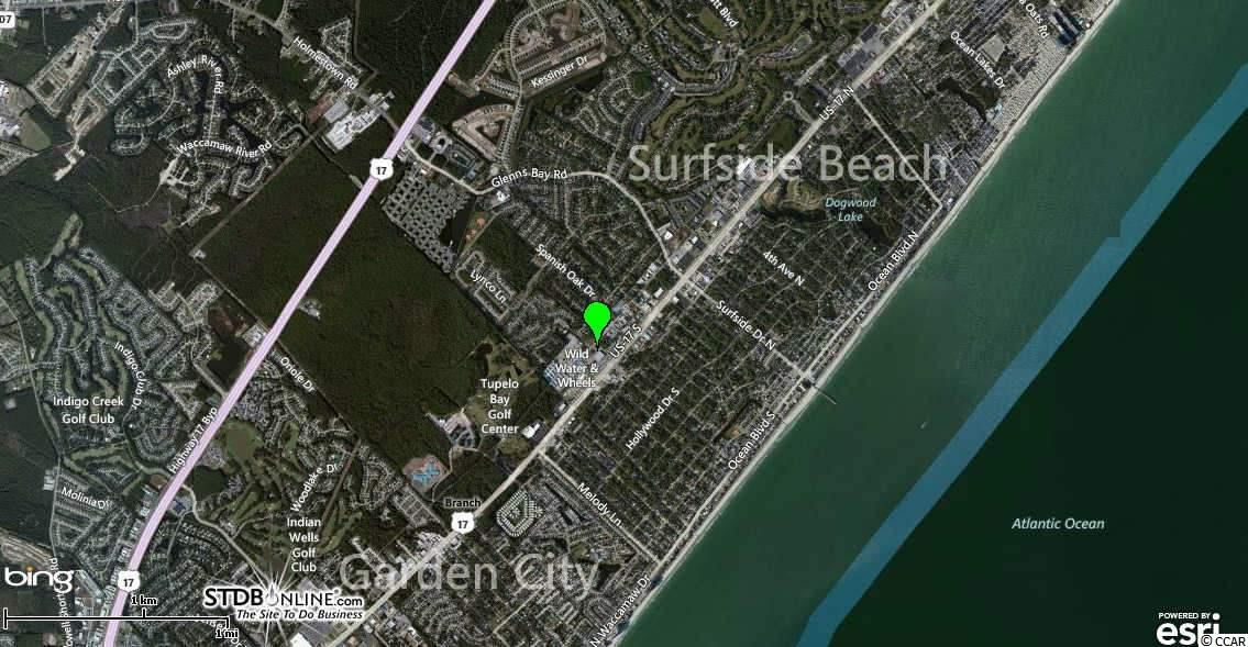 Land for Sale at 710 S US Hwy 17 Business 710 S US Hwy 17 Business Surfside Beach, South Carolina 29575 United States