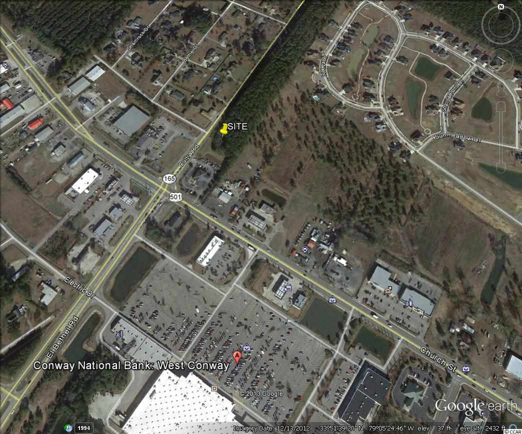 Land for Sale at Parcel 1-A Cultra Road Parcel 1-A Cultra Road Conway, South Carolina 29526 United States