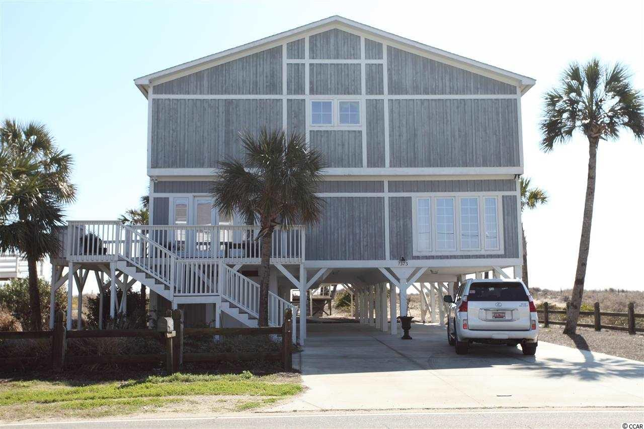 Single Family Home for Sale at 1373 S Waccamaw Drive 1373 S Waccamaw Drive Garden City Beach, South Carolina 29576 United States