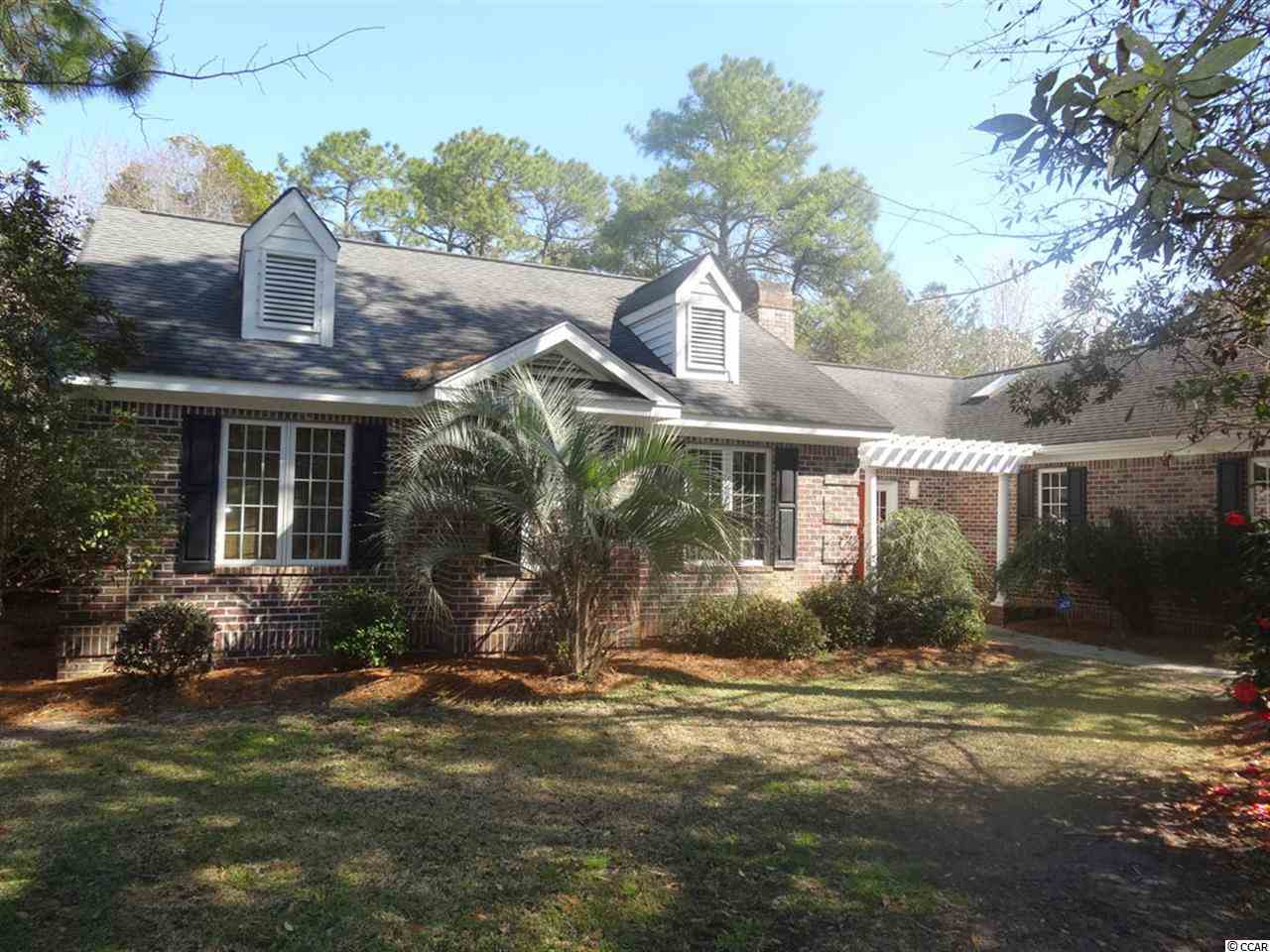 Ranch for Sale at 160 Red Tail Hawk Loop 160 Red Tail Hawk Loop Pawleys Island, South Carolina 29585 United States