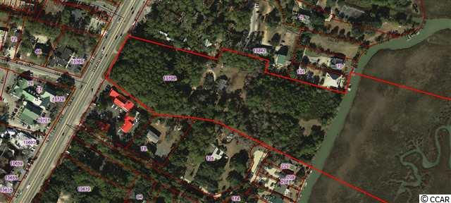 Land for Sale at 10798 Ocean Highway Pawleys Island, South Carolina 29585 United States