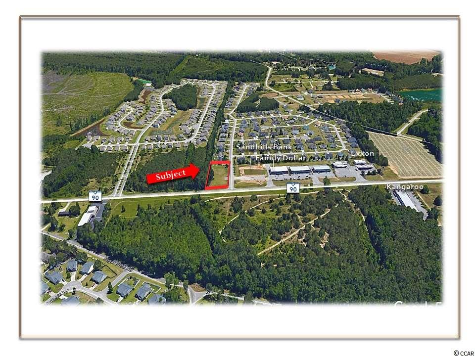 Land for Sale at Highway 90 Highway 90 Longs, South Carolina 29568 United States