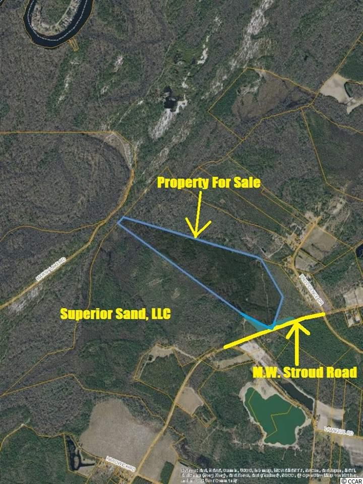 Acreage for Sale at NE MW Stroud Road NE MW Stroud Road Nichols, South Carolina 29581 United States