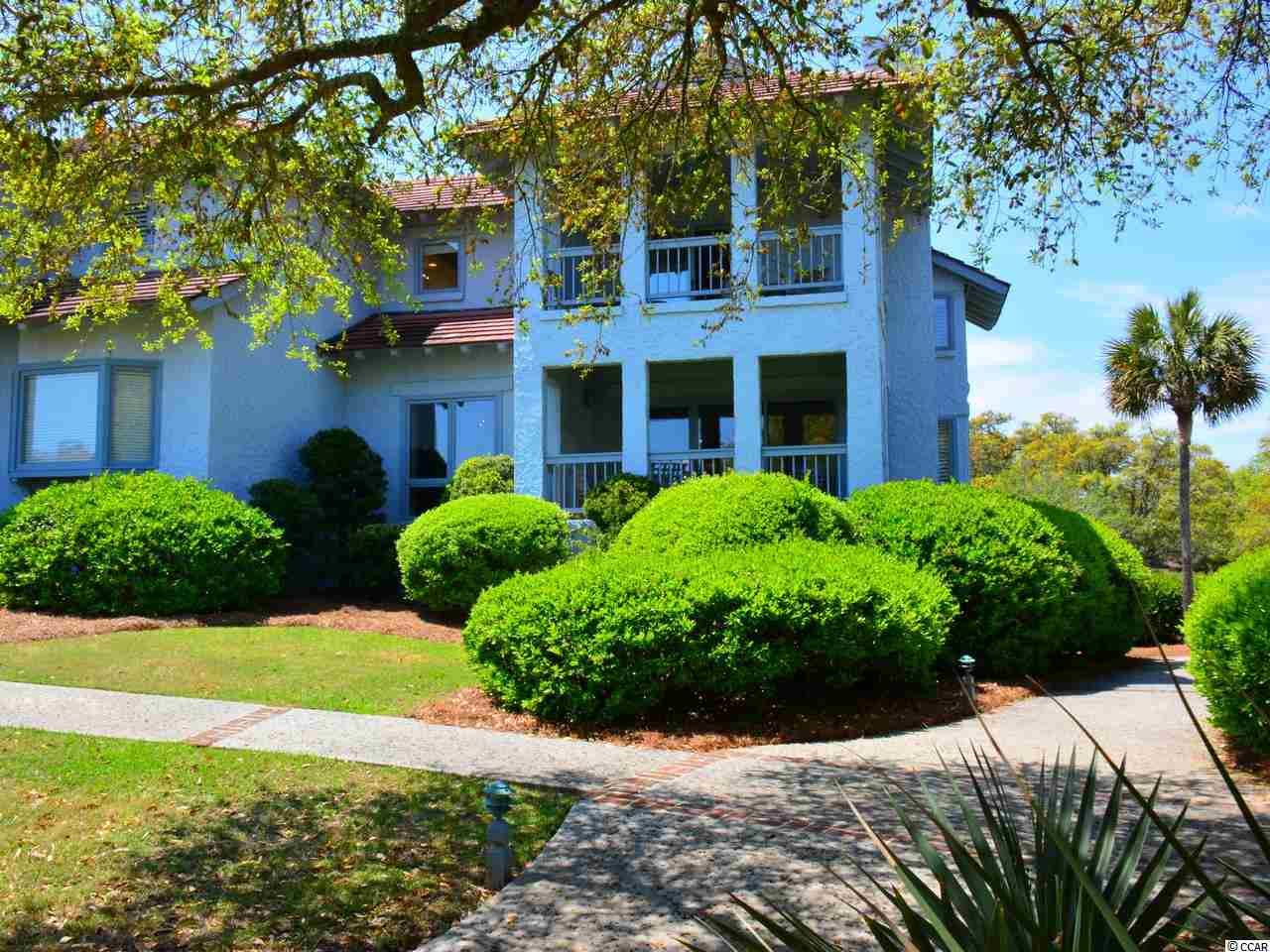 Ocean View,End Unit Condo in Debordieu : Georgetown South Carolina