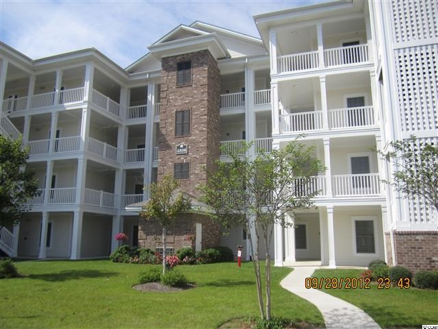 CONDO MLS:1410525 Magnolia Pointe  4882 LUSTER LEAF CIRCLE #101 Myrtle Beach SC