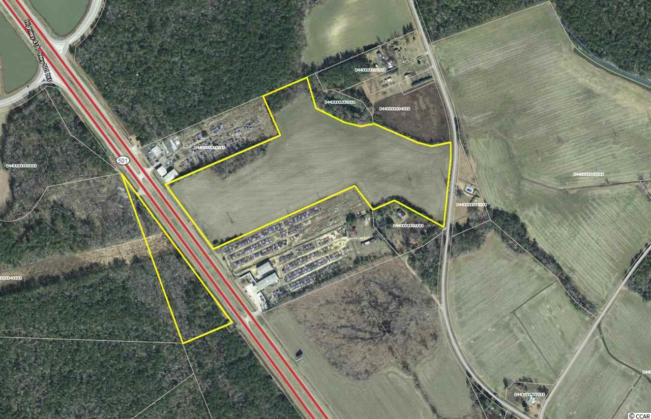 Acreage for Sale at TBD Hwy 501 TBD Hwy 501 Mullins, South Carolina 29574 United States