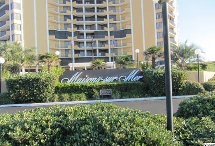 Condo MLS:1415450 Maisons Sur-Mer  9650 Shore Myrtle Beach SC