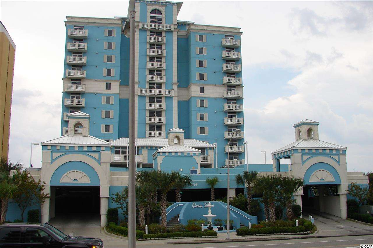 Myrtle Beach Downtown Oceanfront Condos For Sale Myrtle
