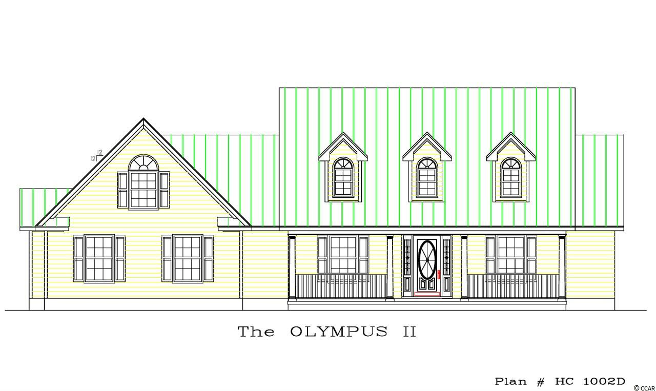Lot 2 Olympus Ln, Conway, SC 29526