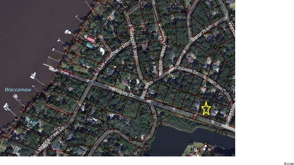 Land for Sale at LOT 3 Hagley Drive LOT 3 Hagley Drive Pawleys Island, South Carolina 29585 United States