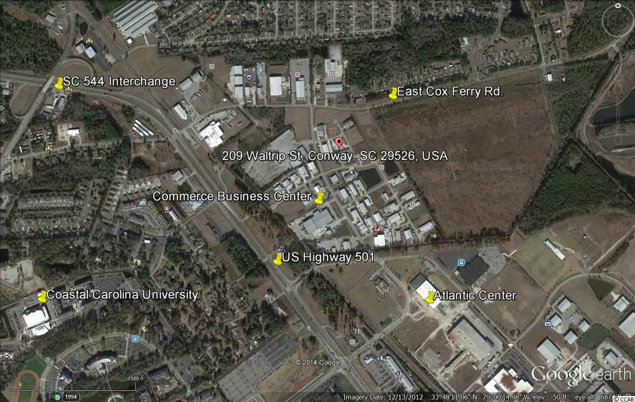 209 Waltrip St., Conway, SC 29526