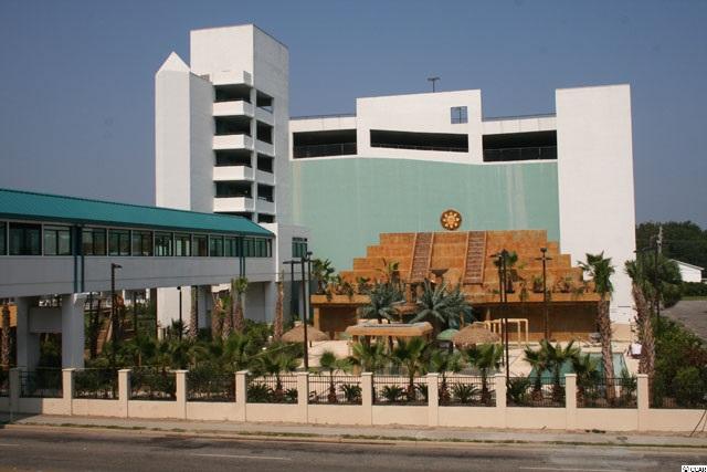 Efficiency bedroom  Landmark Resort PHII condo for sale