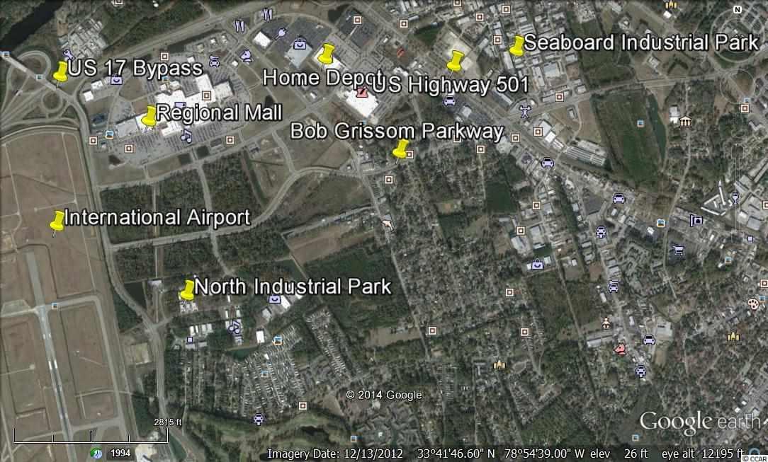 Myrtle Beach North Industrial Park