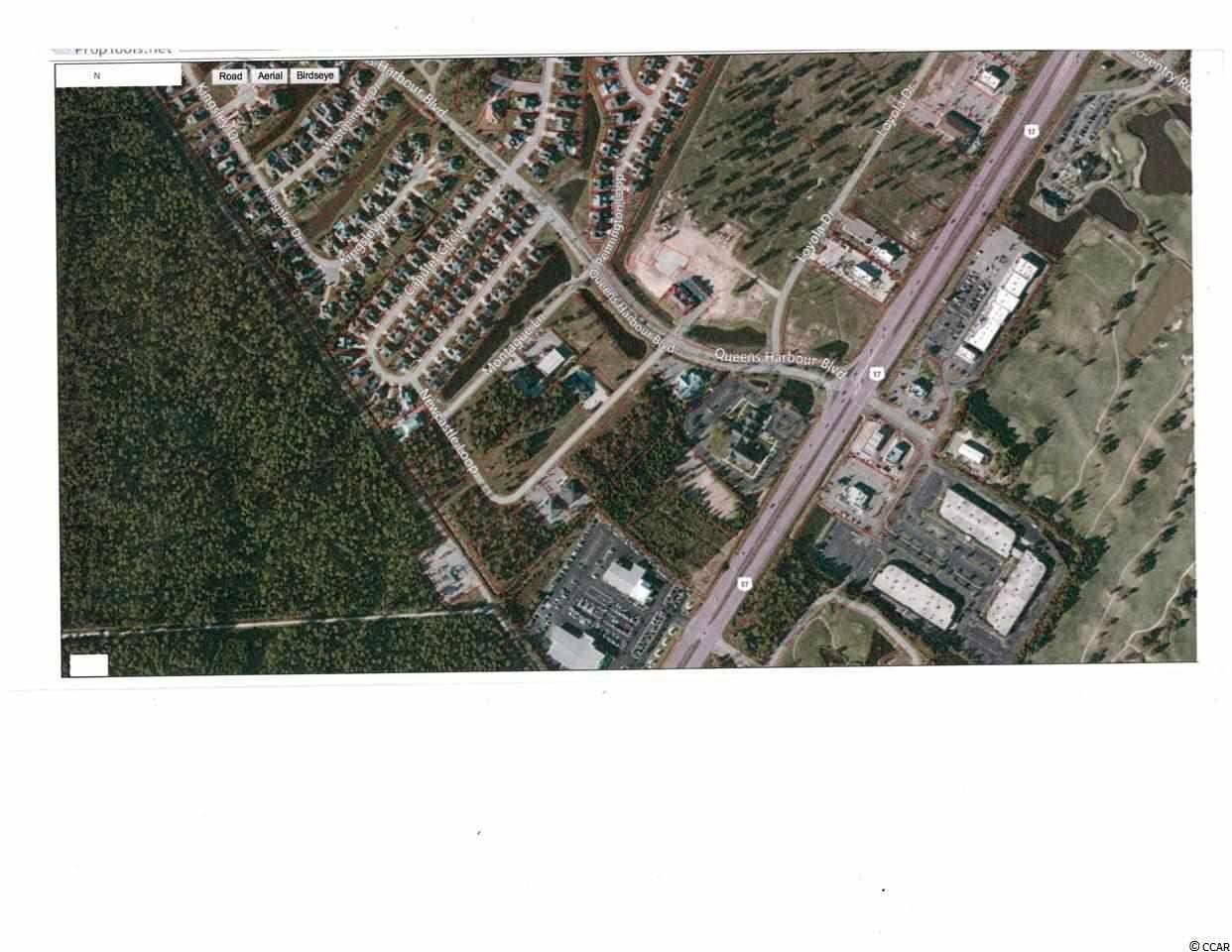 Lot 20 Montague Lane, Myrtle Beach, SC 29588