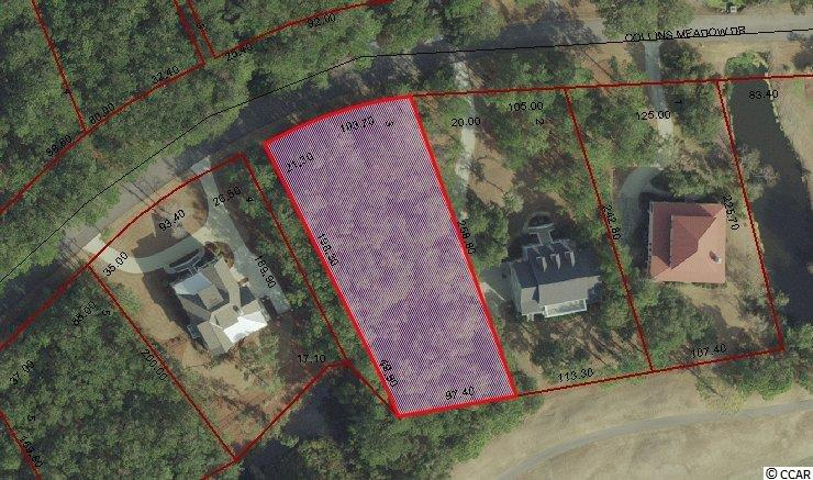 Land for Sale at Lot 3 Collins Meadow Drive Lot 3 Collins Meadow Drive Georgetown, South Carolina 29440 United States
